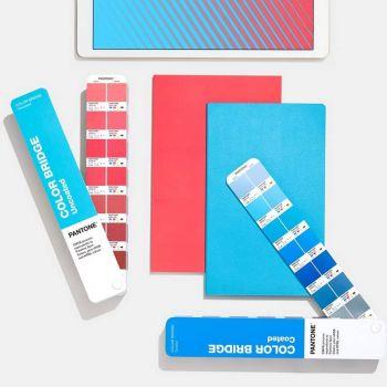 GP6102A - Pantone Color Bridge Guide Coated & Uncoated Set