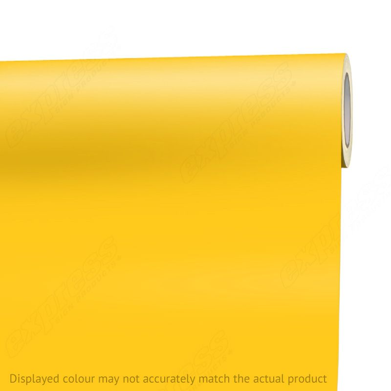 Oracal® 631 #021 Yellow
