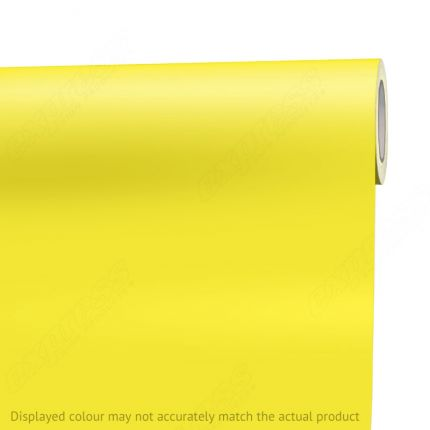 Oracal® 631 #025 Brimstone Yellow