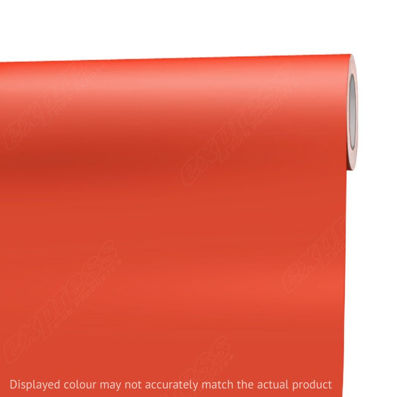 Oracal® 631 #047 Orange Red