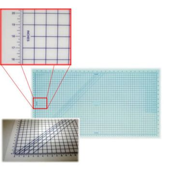 .100 Printed Cutting Mat