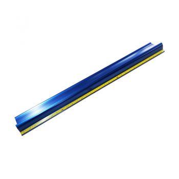 Premier Blue Safety Ruler
