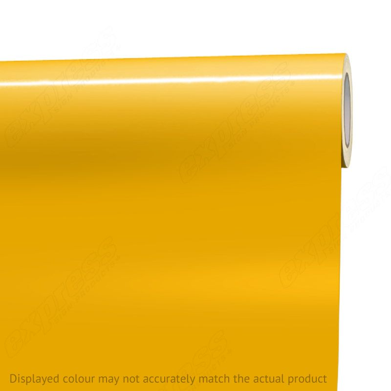 Oracal® 651 #019 Signal Yellow