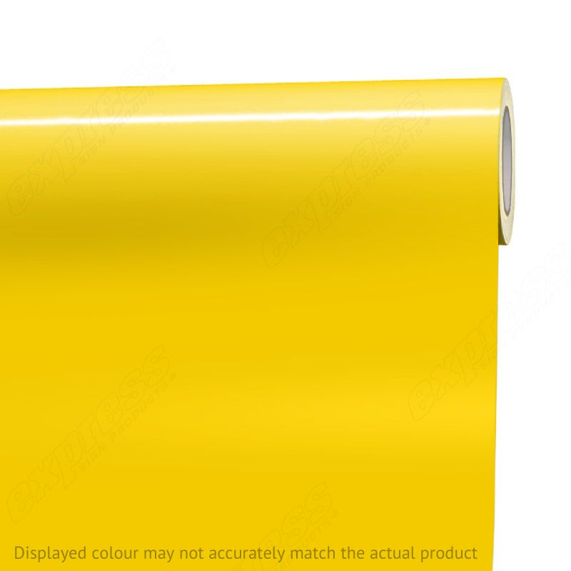 Oracal® 651 #022 Light Yellow