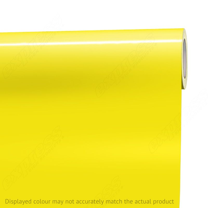 Oracal® 651 #025 Brimstone Yellow