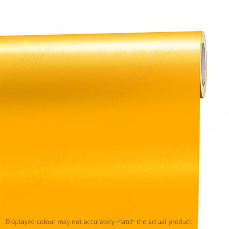 Oracal® 751 #020 Golden Yellow
