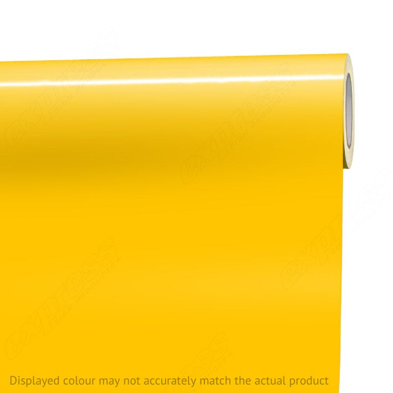 Oracal® 751 #021 Yellow