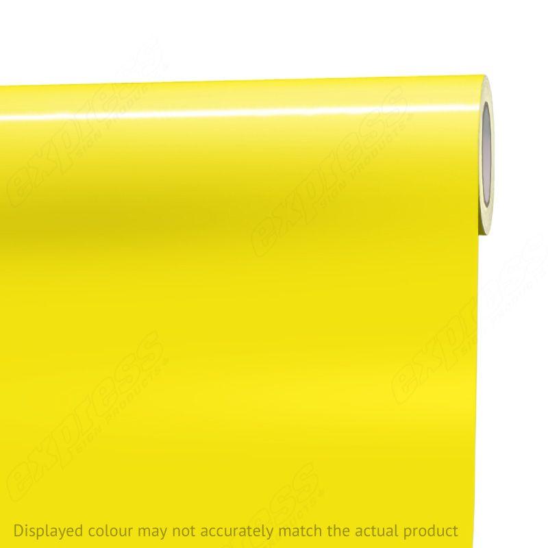 Oracal® 751 #025 Brimstone Yellow