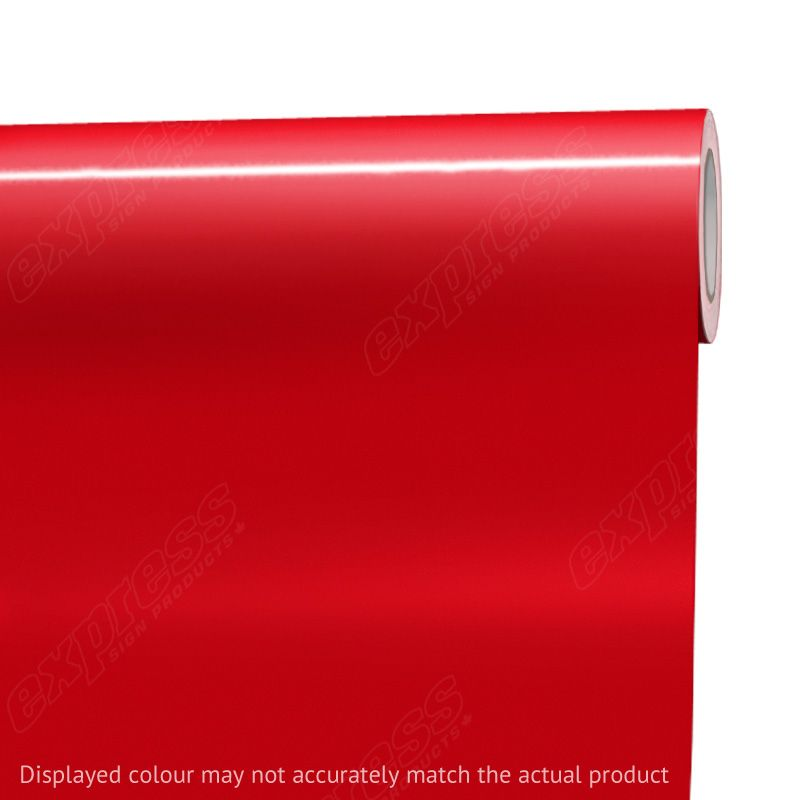 Oracal® 751 #027 Tomato Red