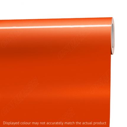 Oracal® 751 #033 Red Orange