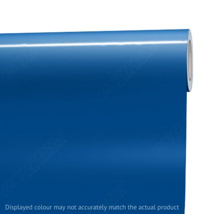 Oracal® 751 #051 Gentian Blue