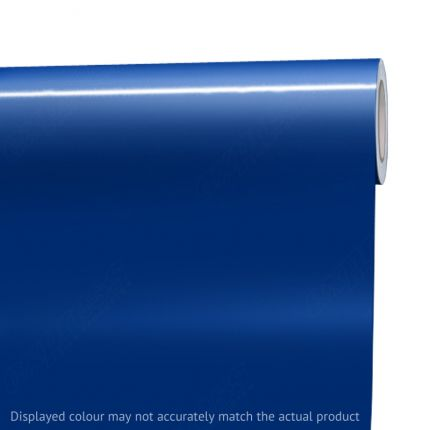 Oracal® 751 #058 Ultramarine Blue