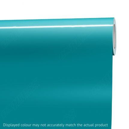 Oracal® 751 #066 Turquoise Blue