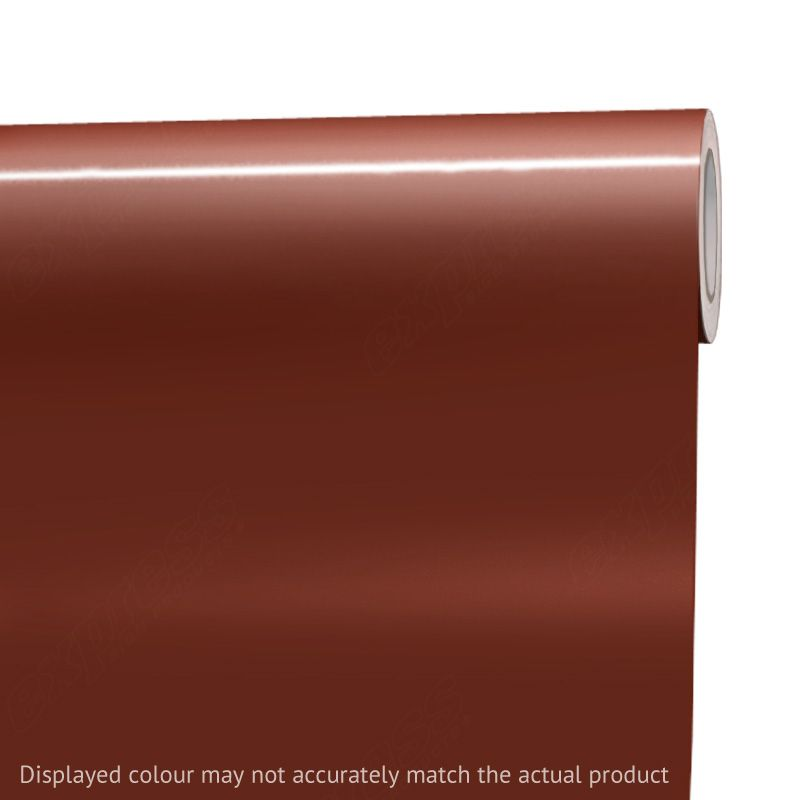 Oracal® 751 #079 Red Brown