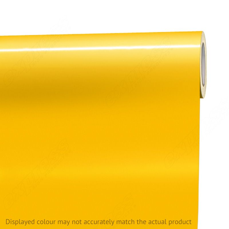 Oracal® 751 #211 Sun Yellow
