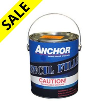 Anchor 223 Stencil Filler Gallon Jug