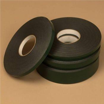 JR 2832 Double Coated 31 Mil Black Foam Tape