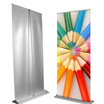 PRODisplay Pop Up 12 Mil Blockout Display Film