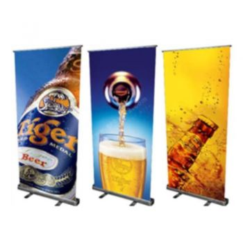 PRODisplay Roll Up 6 Mil Blockout Display Film