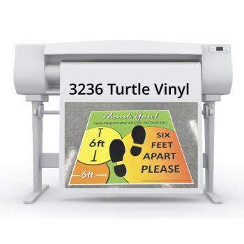 Sihl 3236 Turtle Vinyl Floor Graphic