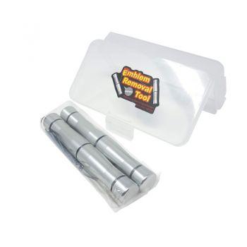 Emblem Removal Tool - Silver