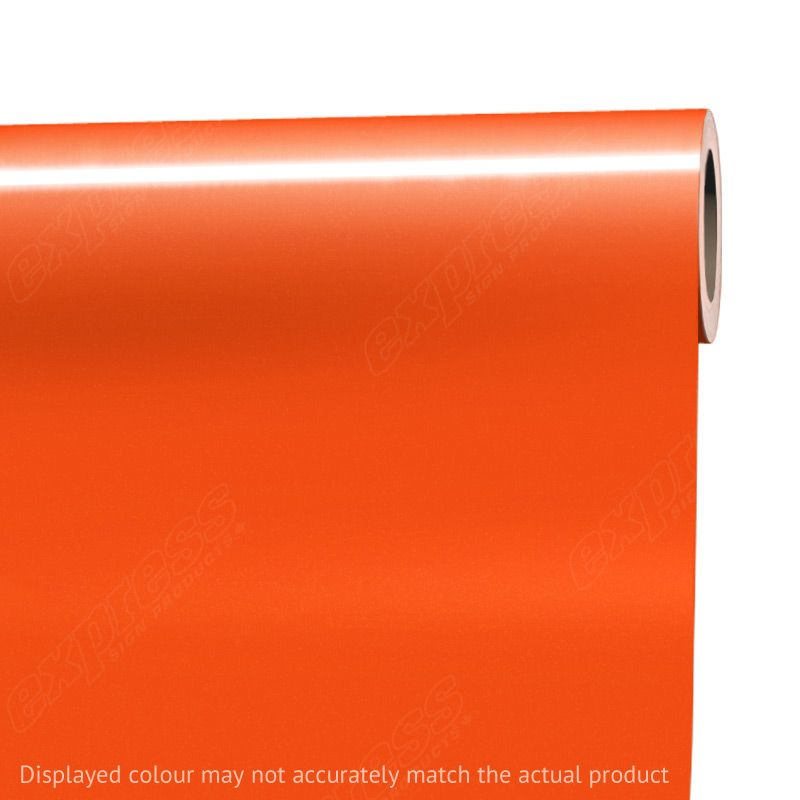 Avery Dennison® HP 750 #362 Construction Orange (Pantone 021 C)