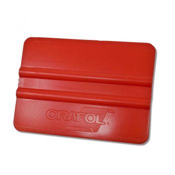 Orafol® Red Teflon Squeegee