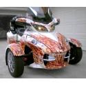 "Orajet® 3951 000 Transparent Gloss 30"""