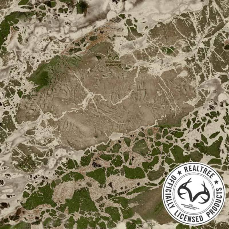 Realtree® WAV3 Hillside Camo