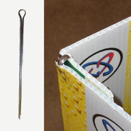 Coropin - Steel pin for Coroplast