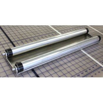 6 x 22in Aluminum Roller Tray