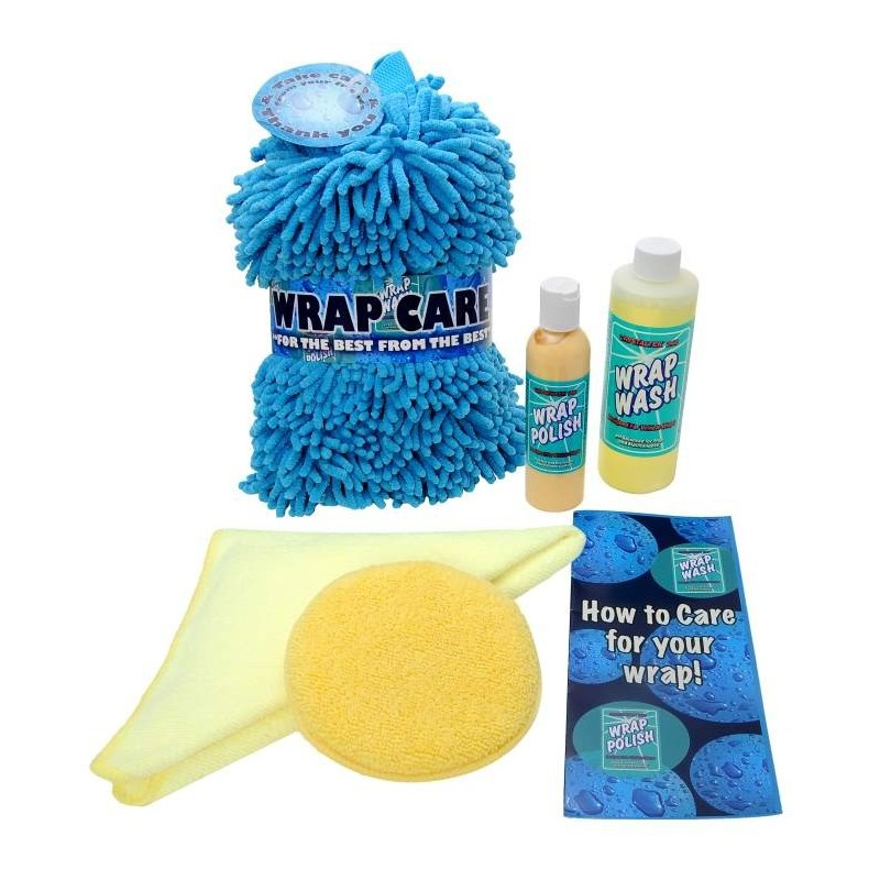 CrystalTek Wrap Care Kit
