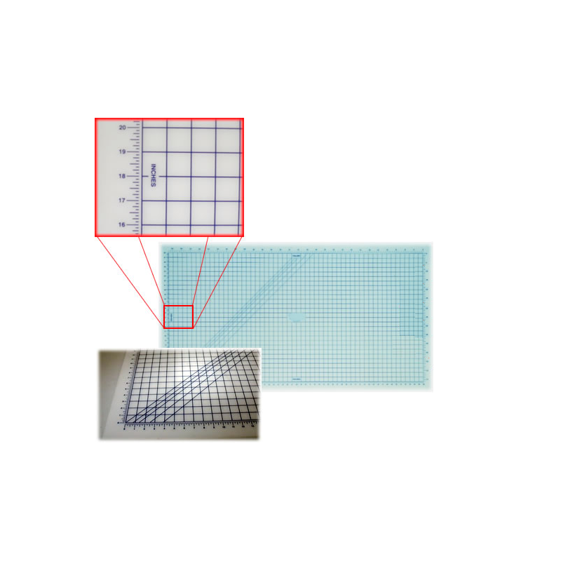 .125 Printed Cutting Mat Extra Thick