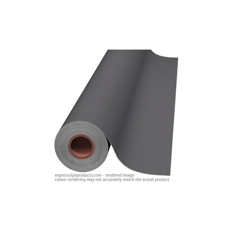 Oracal 970RA #937M Matte Charcoal Metallic