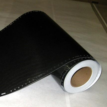 Avery Black Carbon Fiber Film