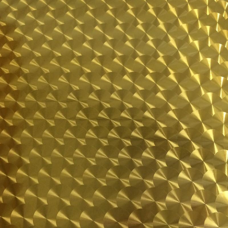 Avery Sf 100 Engine Turn Gold Metallized Vinyl