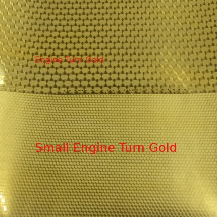 Avery Small Engine Turn Gold