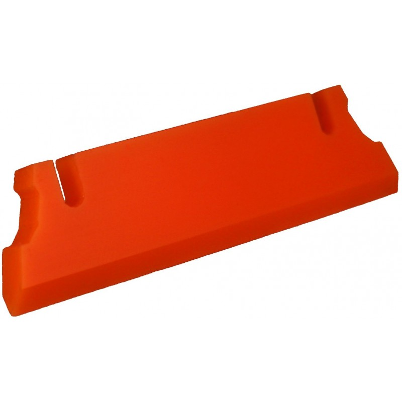 Grip-N-Glide Orange Replacement Blade