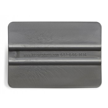 4in Squeegee Silver Nylon