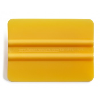 4in Squeegee Yellow/Orange