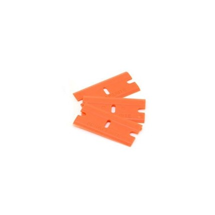 GAP Scraperite Plastic Blades (100 double-sided blades)