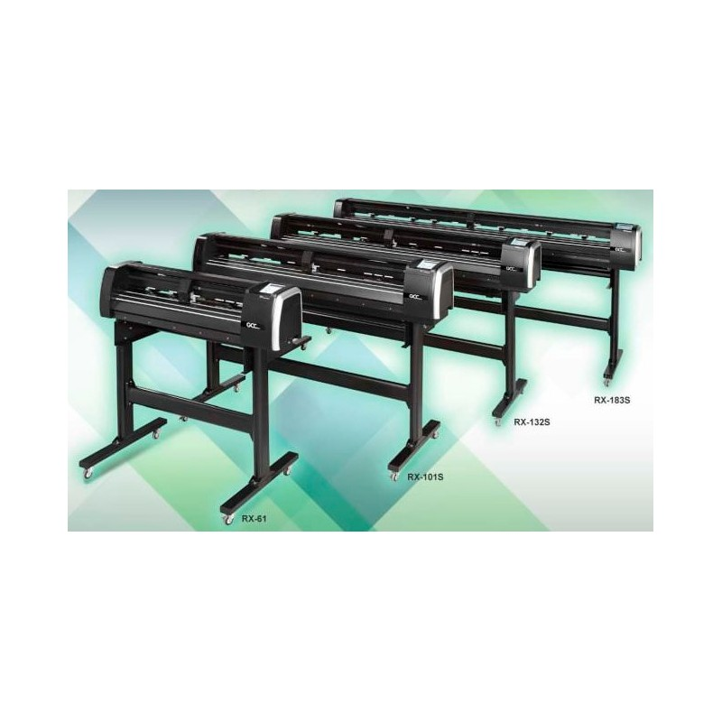 RX Series RX-132S (52in) - GCC Plotter