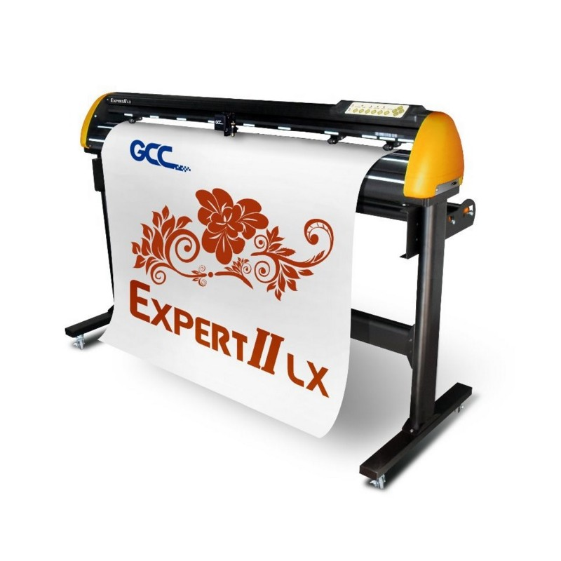 GCC Expert II LX Series Plotter Cutter
