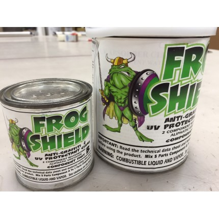 Frog Shield -- Anti-Graffitti - Gallon - Component A and B