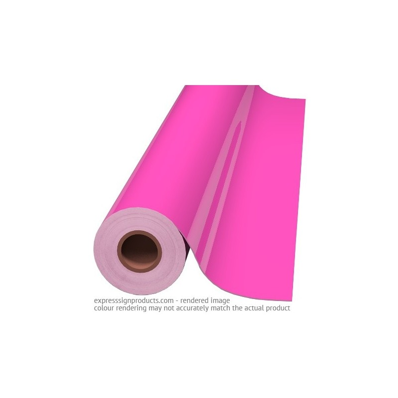 Universal No.160 Fluorescent Pink Perf 15in X 46yds