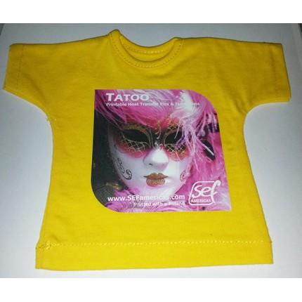 SEF Tatoo Series Transfer Tape