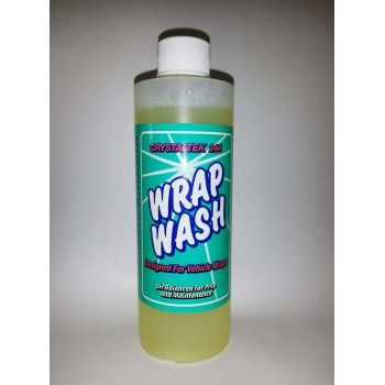 CrystalTek Wrap Wash REFILL 8oz