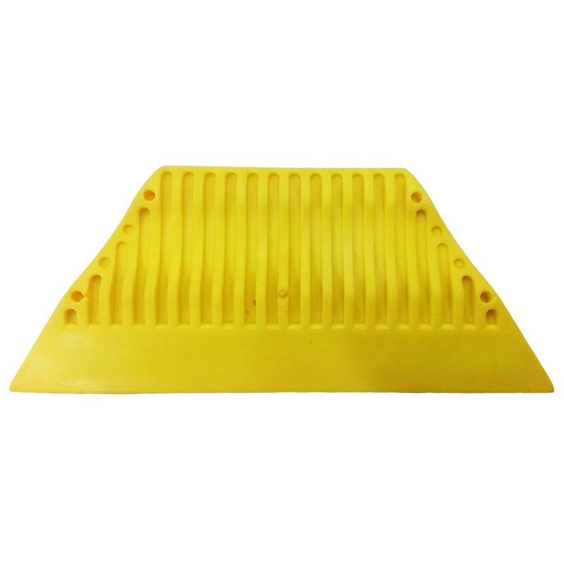 Power Stroke Squeegee - Yellow (5.7in x 2.4in)