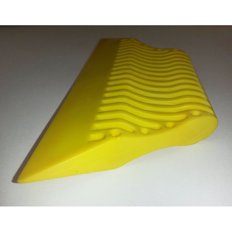 Power Stroke Squeegee - Yellow (5.7in x 2.4in)