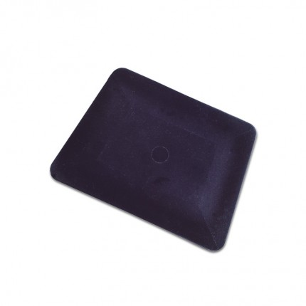 Teflon Standard Squeegee - Black (4.3in)